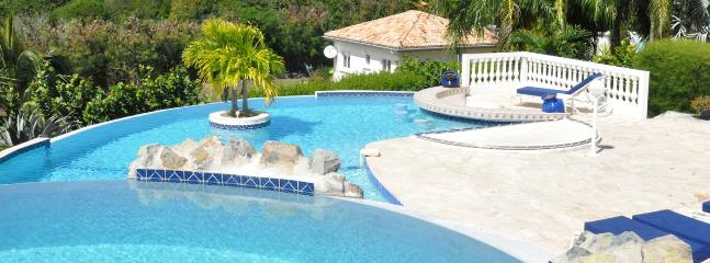 SPECIAL OFFER: St. Martin Villa 361 Just Steps Away From The Beautiful Unspoiled Beach Of Plum Bay.