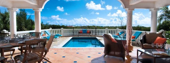 SPECIAL OFFER: St. Martin Villa 127 Just A 5 Minute Walk Away From Orient Bay Beach, With Its Great Choice Of Fun Bars And Restaurants And Excellent Watersports Facilities.