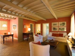Le Versegge - Three rooms apartment for 4 people, Braccagni