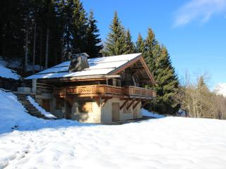 Exclusive chalet on the ski run, St. Gervais les Bains