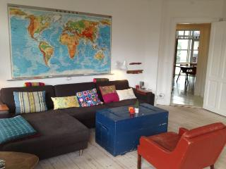 Refurbished charming Copenhagen apartment at Vesterbro