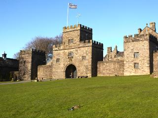 Irishman's Tower at Hoghton Tower