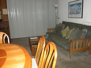 1 bed, 2 bath on shuttle route, undergrnd parking, Mammoth Lakes