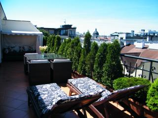 Luxurious double level penthouse in the centre, Krakow
