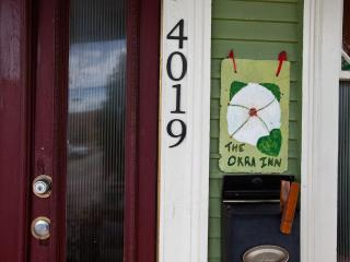 The Okra Inn, A Historic Mid City Home with Charm!, New Orleans