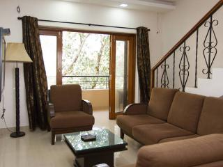 3 Bedroom Apartment with Private Terrace in Mapusa