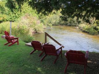 Boardman River Retreat-Taking 2016 Reservations!, Traverse City