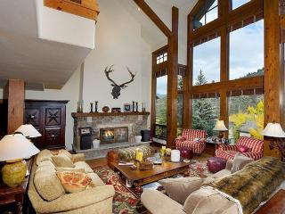 Luxury Home- Ski in and Out- 7 Bdrm - Sleeps 20+, Edwards