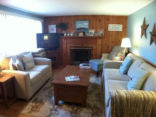 $100 DISCOUNT on all JUNE arrivals: Lovely home with A/C, fenced in yard, wi-fi & sunroom - DE0576, Dennis
