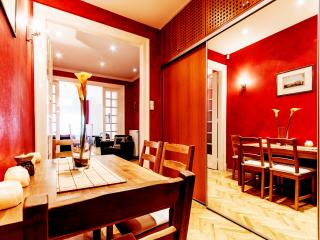 120m2 3bedroom apartment with A/C and WI-FI CITY29, Budapest