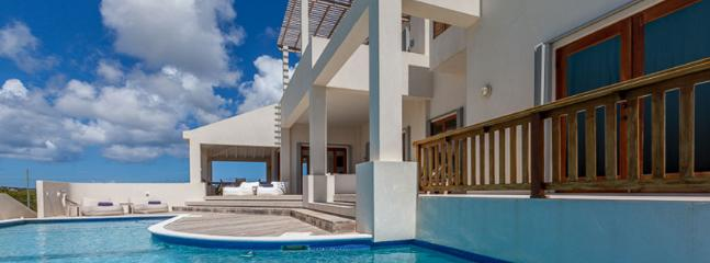 SPECIAL OFFER: Anguilla Villa 120 Expansive Sea Views And A Stunning Outdoor Terrace With Private Pool.