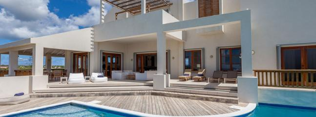 Villa Colibri SPECIAL OFFER: Anguilla Villa 121 Expansive Sea Views And A Stunning Outdoor Terrace With Private Pool.