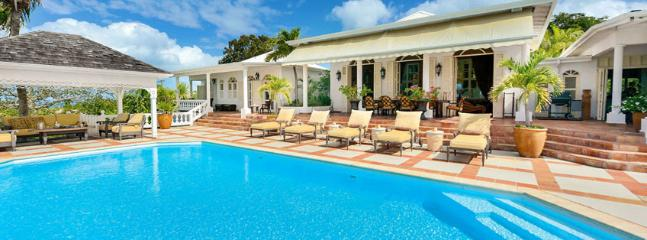 SPECIAL OFFER: St. Martin Villa 266 Breathtaking Panoramas Of The Caribbean Sea, The Atlantic Ocean And The Islands Of Saba And Anguilla., Terres Basses