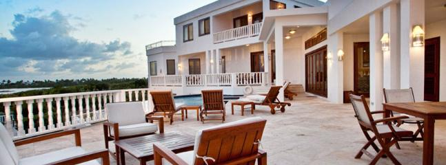 AVAILABLE CHRISTMAS & NEW YEARS: Anguilla Villa 131 Reputed To Be The Island's Largest Villa At 21,000 Square Feet.