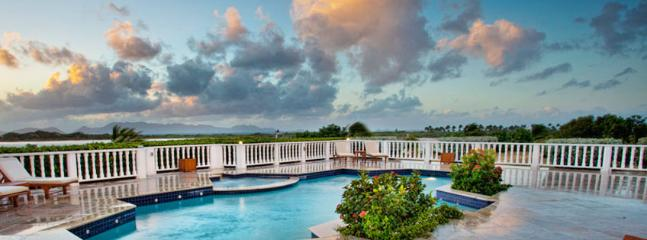 AVAILABLE CHRISTMAS & NEW YEARS: Anguilla Villa 132 Reputed To Be The Island's Largest Villa At 21,000 Square Feet.