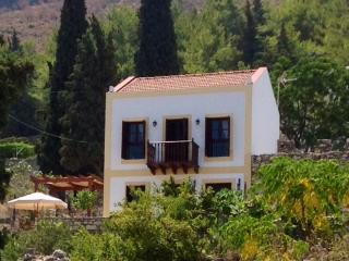 A perfect house on a perfect island, Kastellorizo