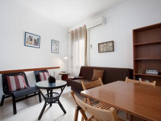 CENTRAL APARTMENT FOR SINCE 10 PEOPLE, Barcelona