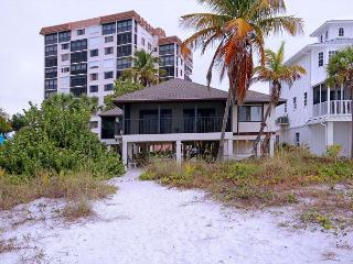 Fort Myers Beach House Rental, gulf-front