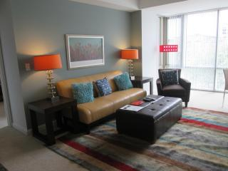 GSA Luxury 1BR Cambridge Apt by MIT+Pool,Gym,WiFi!