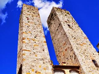 Torre Bella San Gimignano Middle Ages Apartment in Tuscany