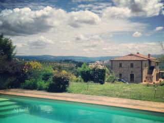 La Casina, spacious family home near Orvieto, Carnaiola