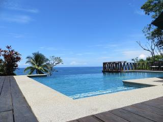 Tropical Beach House with Infinity Pool!, Tambor