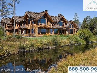 Jackson Hole - Abode off Fish Creek, Wilson