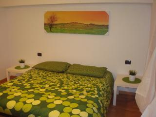 Green Bed Bergamo Double