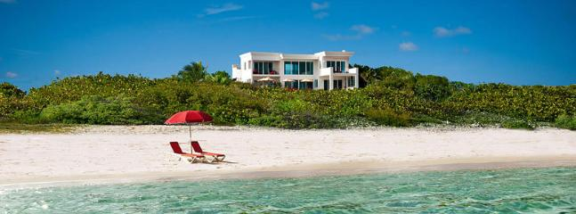 Tequila Sunrise Villa SPECIAL OFFER: Anguilla Villa 4 Located On A Secluded Beach On The Southern Shore Of Anguilla, Overlooking The Caribbean Sea.