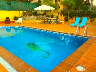 Villa Oasis only 3km to the beach, El Vendrell