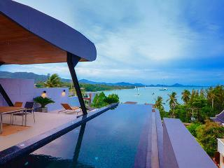 Brand New 3 And 4 Bedroom Sea View Villas In Rawai