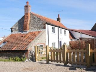 Corner Cottage Salthouse