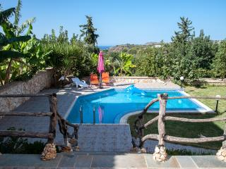 Eco-Farm 4 bedroom Villas with private pool, Gavalochori