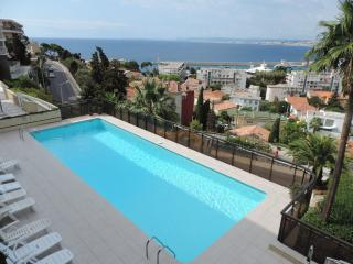 Cote D'Azur holiday apartment in Nice