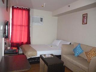 Fully Furnished Studio with Nice View of City, Pasig