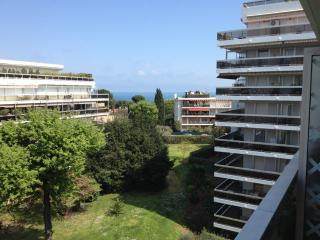 Holiday apartment, close to sea with pool, Juan-les-Pins
