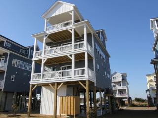 Community Pool, Pet Friendly, Water Views!, North Topsail Beach