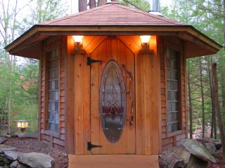 Art Cabin in the Woods, Greeley