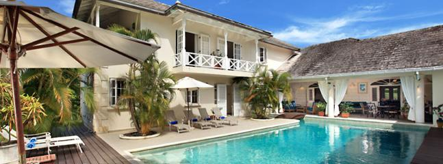 Villa Ca Limbo SPECIAL OFFER: Barbados Villa 31 Encircles A Large Central Pool Onto Which The Ground Floor Bedrooms And Terrace Open., Sunset Crest