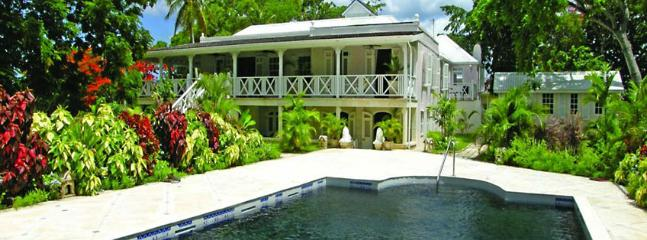 SPECIAL OFFER: Barbados Villa 27 Spectacular, Remodelled Estate House Nestled In A Secluded Clutch Of Mahogany Trees At The End Of An Unmarked Road Carefully Designed For Privacy.