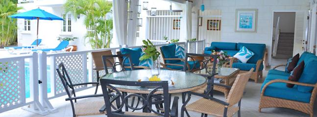 SPECIAL OFFER: Barbados Villa 228 Encircles A Large Central Pool Onto Which The Ground Floor Bedrooms And Terrace Open., Sunset Crest