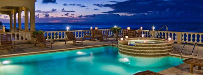 AVAILABLE CHRISTMAS & NEW YEARS: Anguilla Villa 148 Quiet Conversation, Reflection And Peaceful Meditation To The Pulse Of The Calming Surf Against The Rocks., Island Harbour