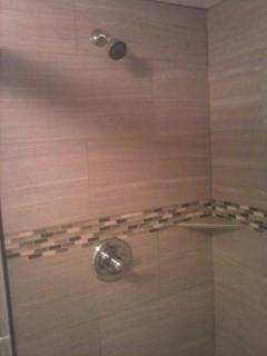 New Guest shower
