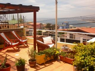 B&B with the best view in Valparaiso
