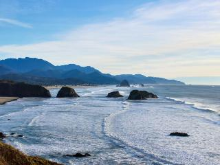 Beaches: Pirates Cove Cabana 8, Cannon Beach
