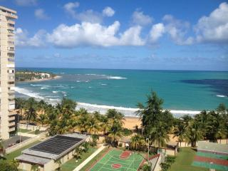 OCEAN FRONT AND CHARMING APARTMENT, Luquillo