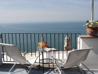 Spectacular views, wonderful villa - A629, Praiano