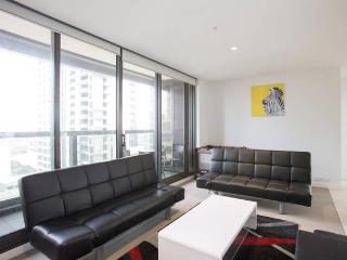 Luxury New 2Br 2Bth Balcony CBD Apt, Melbourne