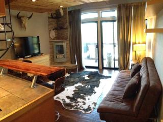 Luxe Tahoe Ski In/Out Modern Loft Condo, Truckee