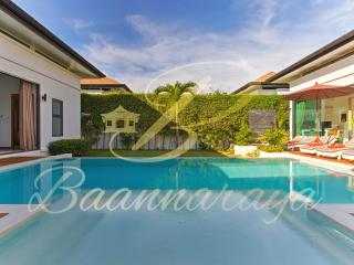 Baannaraya Villas Near 7 Beaches - C, Nai Harn